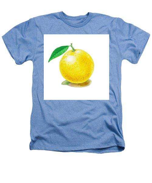 Grapefruit Heathers T-Shirt