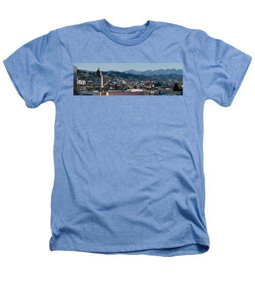 High Angle View Of A City, Beverly Heathers T-Shirt