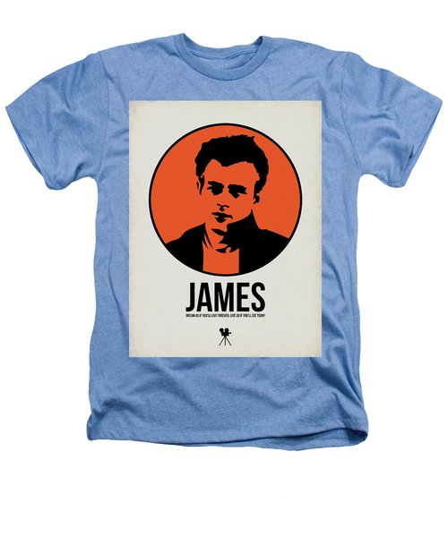 James Poster 1 Heathers T-Shirt by Naxart Studio