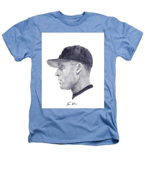 Jeter Heathers T-Shirt by Tamir Barkan