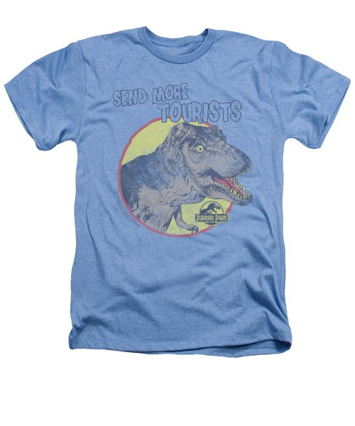 Jurassic Park - More Tourist Heathers T-Shirt by Brand A