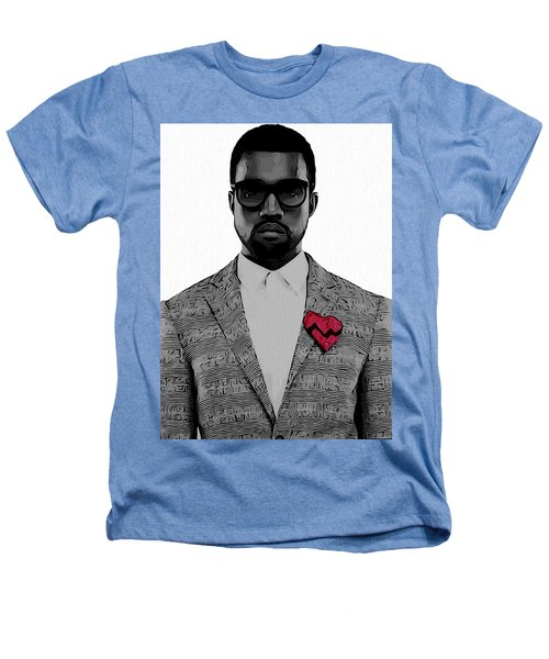 Kanye West  Heathers T-Shirt by Dan Sproul