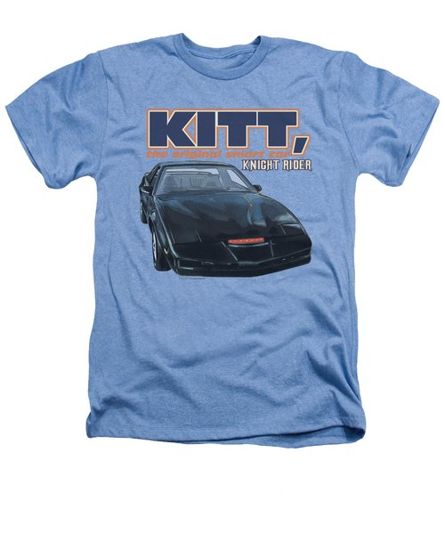 Knight Rider - Original Smart Car Heathers T-Shirt