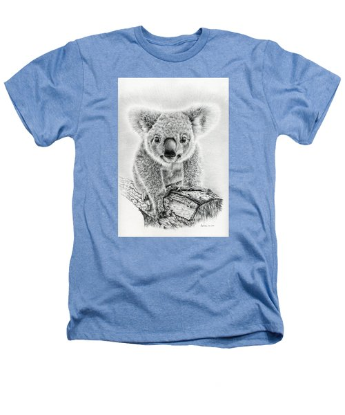 Koala Oxley Twinkles Heathers T-Shirt by Remrov
