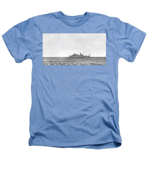 Landing On The Horizon Heathers T-Shirt