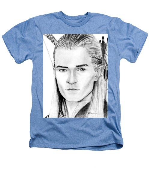 Legolas Greenleaf Heathers T-Shirt by Kayleigh Semeniuk