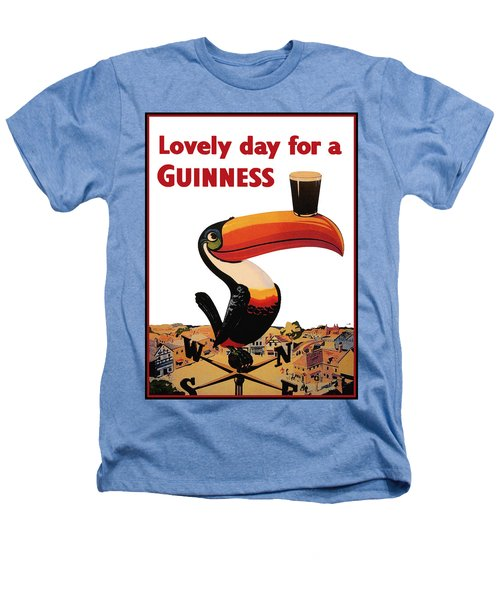 Lovely Day For A Guinness Heathers T-Shirt