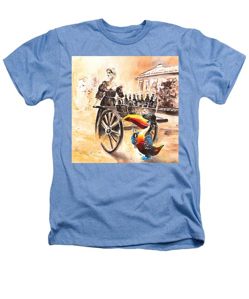 Molly Malone Heathers T-Shirt by Miki De Goodaboom