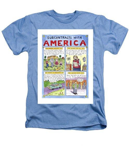 New Yorker January 16th, 1995 Heathers T-Shirt