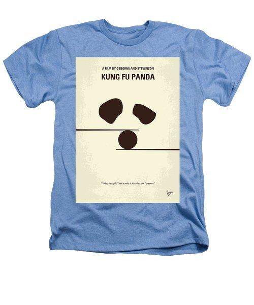 No227 My Kung Fu Panda Minimal Movie Poster Heathers T-Shirt