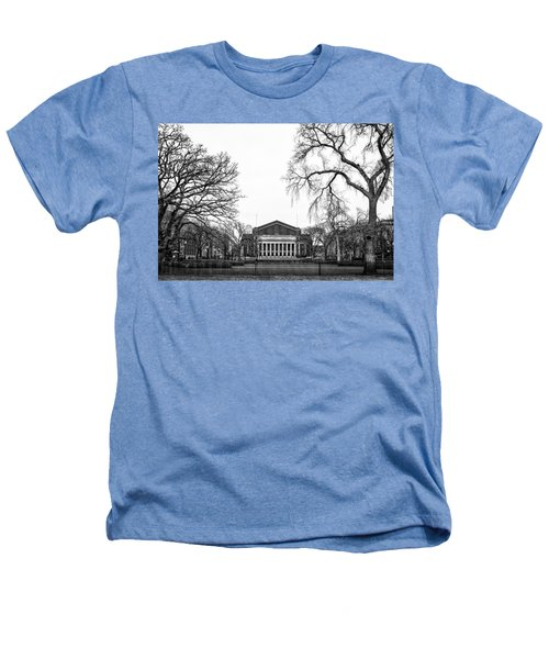 Northrop Auditorium At The University Of Minnesota Heathers T-Shirt by Tom Gort