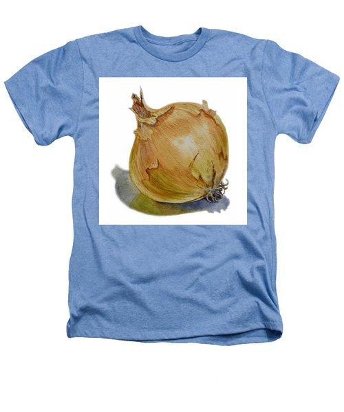 Onion Heathers T-Shirt by Irina Sztukowski