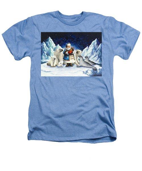 Peace On Earth  Heathers T-Shirt