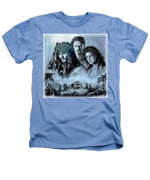 Pirates Heathers T-Shirt