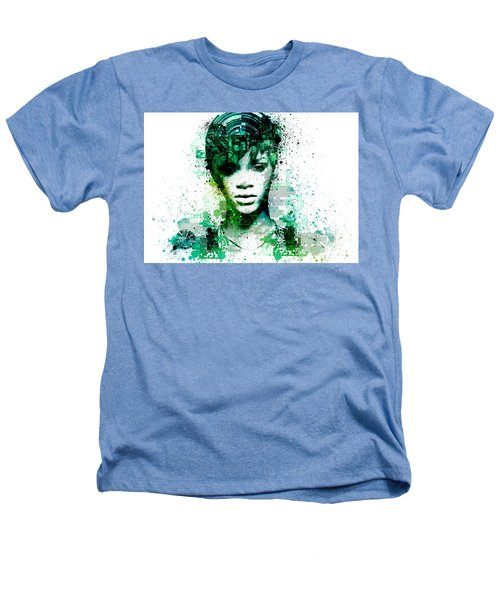 Rihanna 5 Heathers T-Shirt by Bekim Art