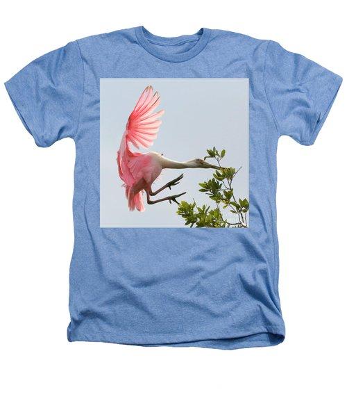 Rough Landing Heathers T-Shirt by Carol Groenen