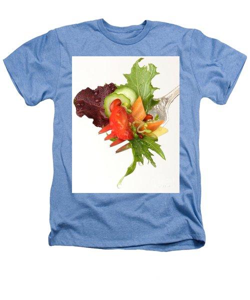 Silver Salad Fork Heathers T-Shirt