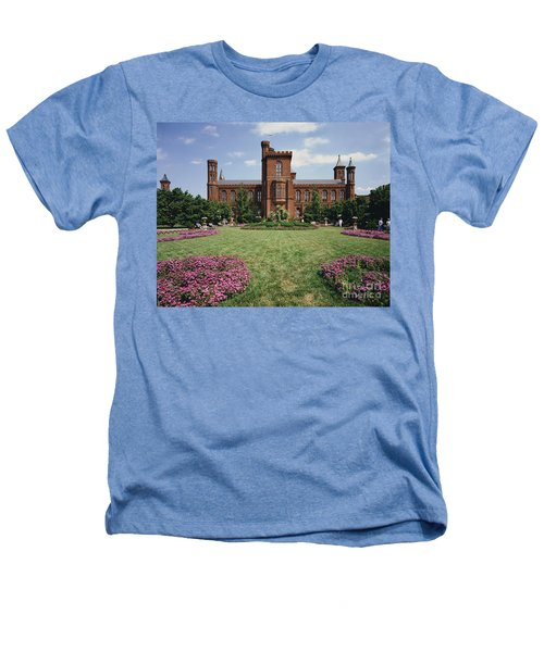 Smithsonian Institution Building Heathers T-Shirt