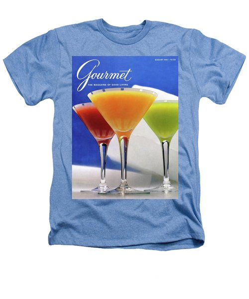 Summer Cocktails Heathers T-Shirt