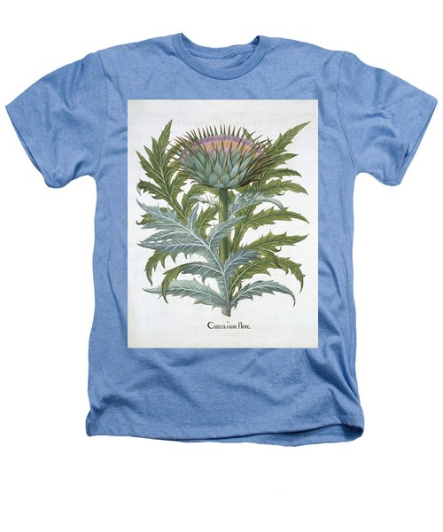 The Cardoon, From The Hortus Heathers T-Shirt by German School