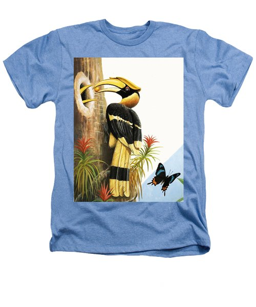 The Hornbill Heathers T-Shirt by R.B. Davis
