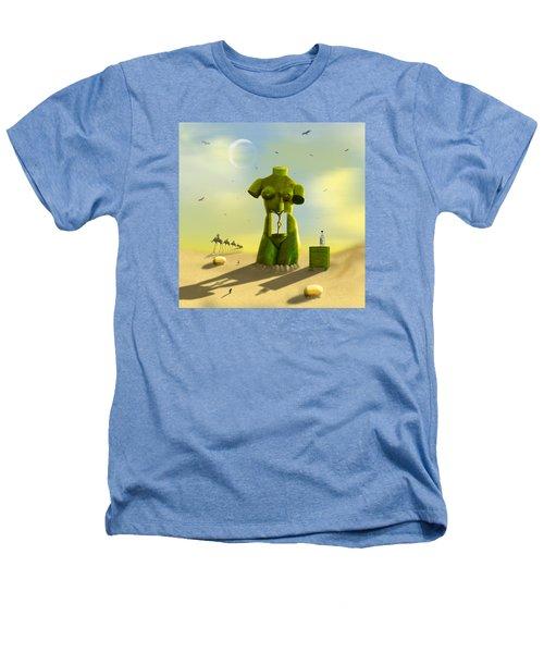 The Nightstand Heathers T-Shirt