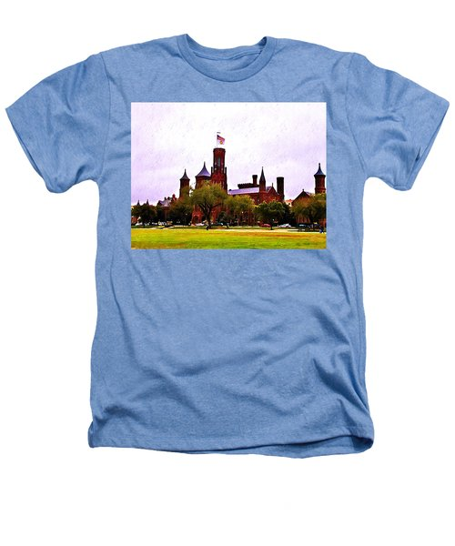 The Smithsonian Heathers T-Shirt by Bill Cannon
