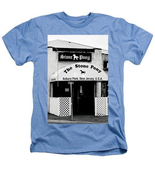 The Stone Pony Asbury Park Nj Heathers T-Shirt by Terry DeLuco