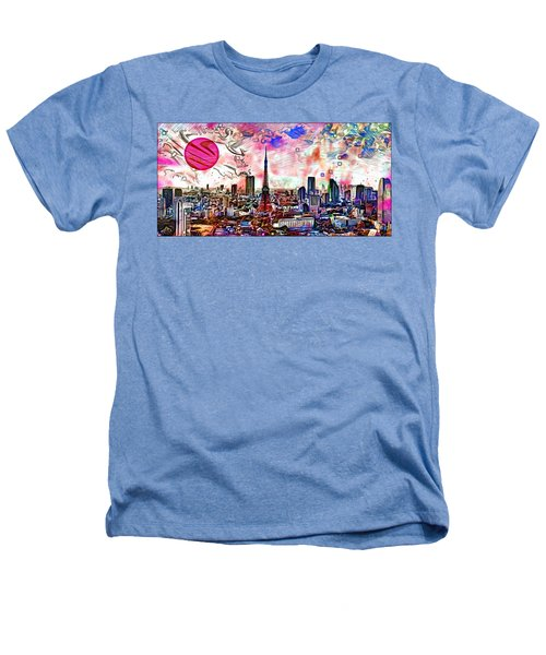 Tokyo Metropolis Heathers T-Shirt by Daniel Janda