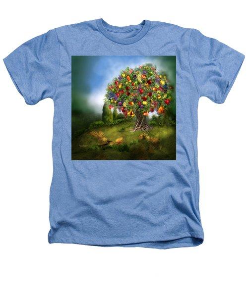 Tree Of Abundance Heathers T-Shirt by Carol Cavalaris
