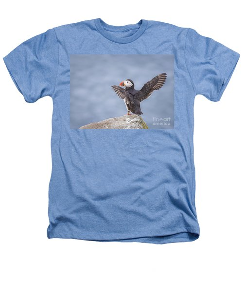 Wings To Fly  Heathers T-Shirt