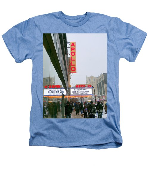Wintry Day At The Apollo Heathers T-Shirt