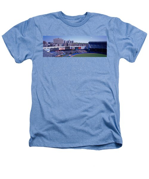 Yankee Stadium Ny Usa Heathers T-Shirt