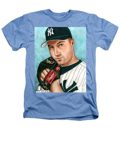 Derek Jeter  Heathers T-Shirt