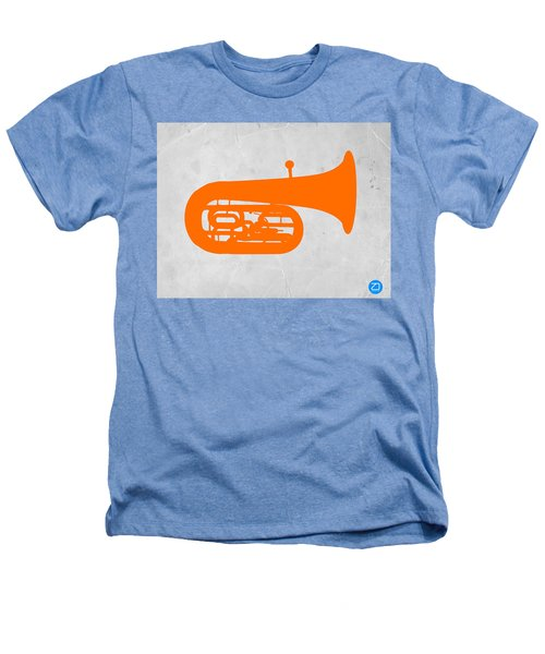 Orange Tuba Heathers T-Shirt