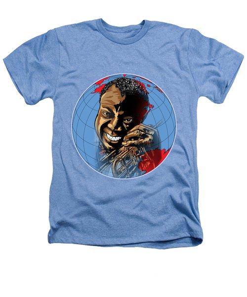 Louis. Heathers T-Shirt by Andrzej Szczerski