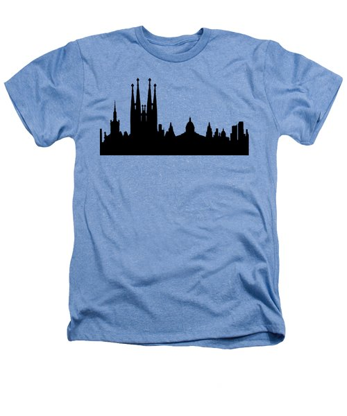 Barcelona Heathers T-Shirt