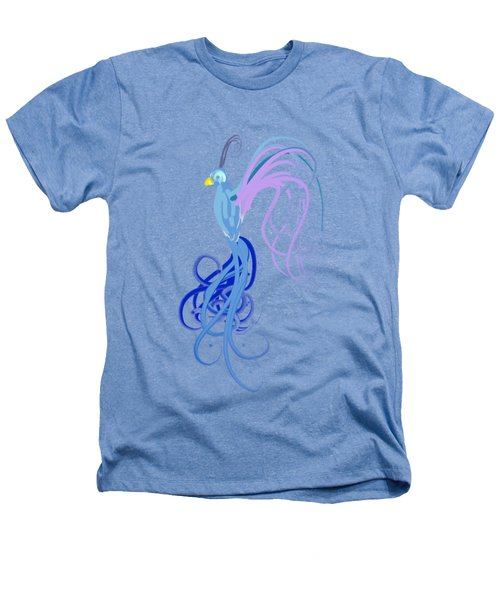 Blu Heathers T-Shirt