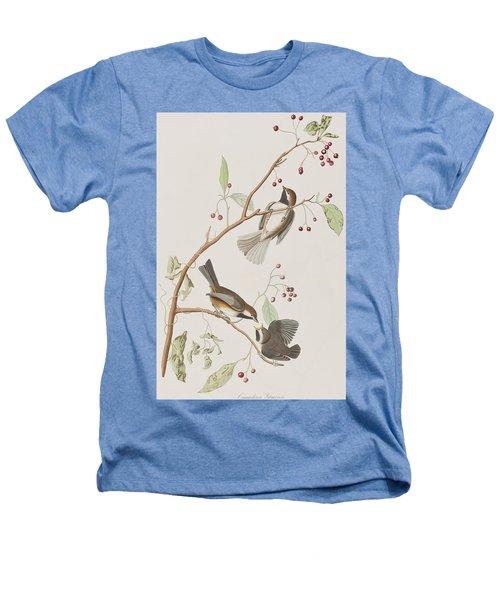 Canadian Titmouse Heathers T-Shirt