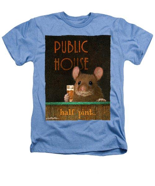 Half Pint... Heathers T-Shirt by Will Bullas