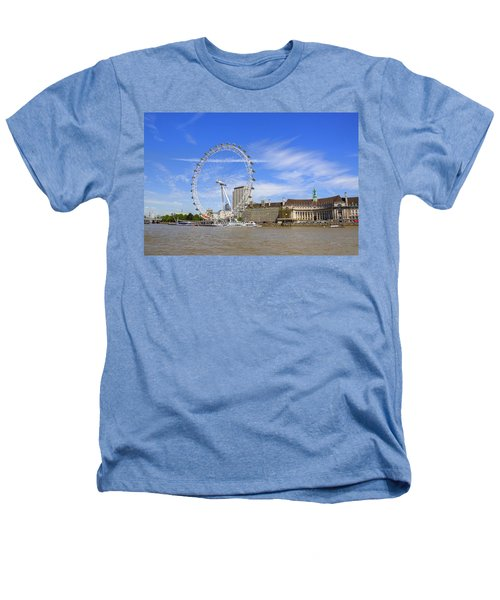 London Eye Heathers T-Shirt by Joana Kruse