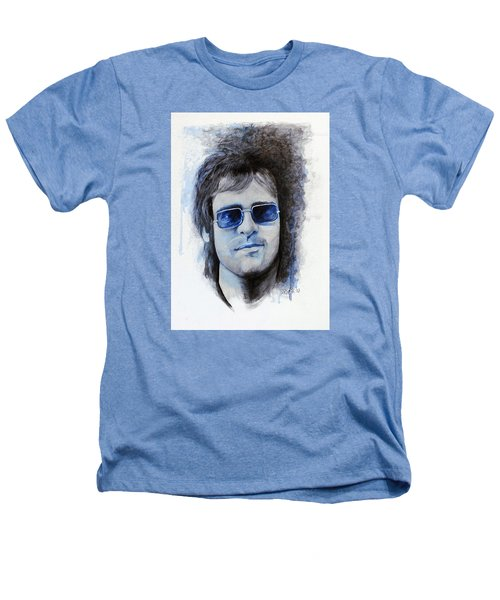 Madman Across The Water Heathers T-Shirt by William Walts