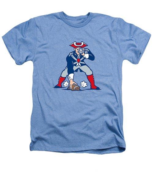 New England Patriots Parody Heathers T-Shirt by Joe Hamilton