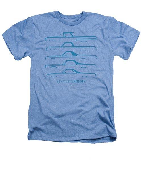 Pickupino Silhouettehistory Heathers T-Shirt