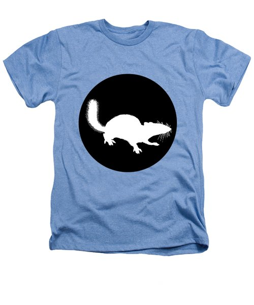 Squirrel Heathers T-Shirt by Mordax Furittus