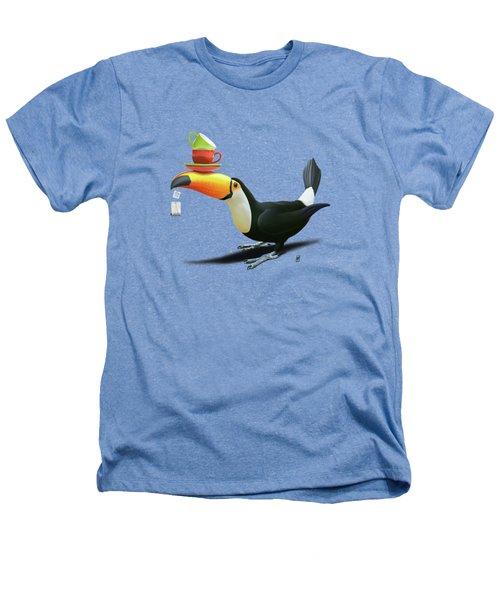 Tea For Tou Wordless Heathers T-Shirt