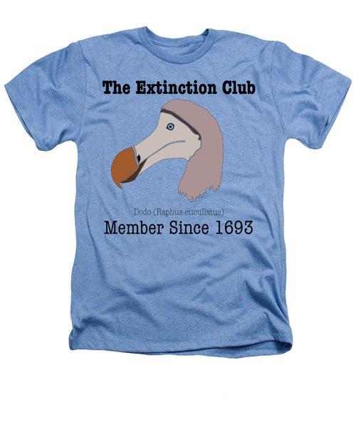 The Extinction Club - Dodo Heathers T-Shirt