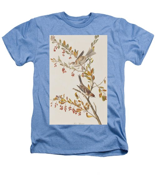 Tree Sparrow Heathers T-Shirt by John James Audubon