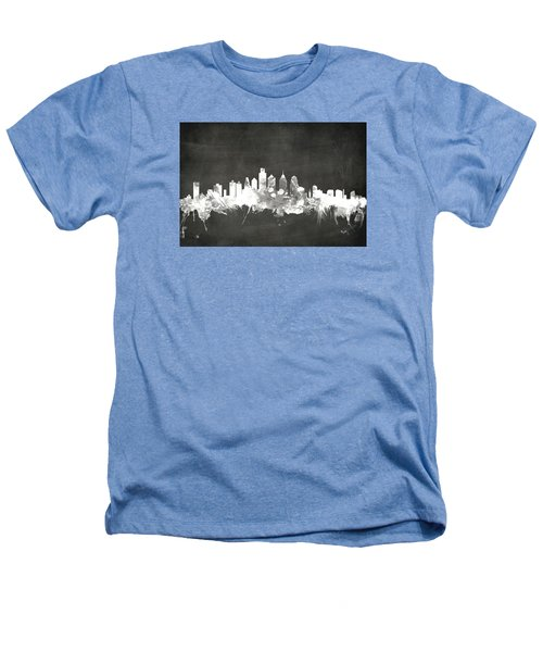 Philadelphia Pennsylvania Skyline Heathers T-Shirt