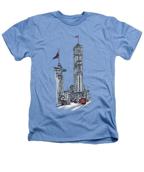1908 Times Square,ny Heathers T-Shirt by Andrzej Szczerski